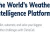 「ClimaCell」获2300万美金C轮融资,帮企业减轻天气问题造成的损失