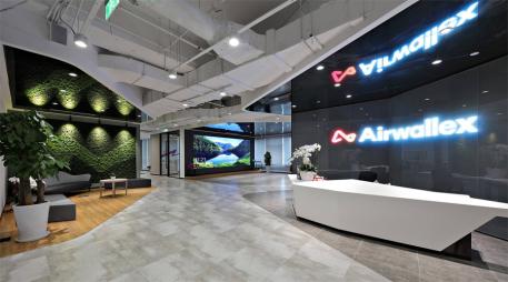 创投前线|Airwallex(空中云汇)完成1亿美元C轮融资,由DST Global领投