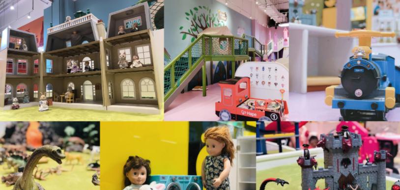 亲子游乐体验店玩具和朋友们完成数百万元天使轮融资