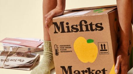 其貌不扬的农副产品将有处可去?「MisfitsMarket」获8500万美元B轮融资