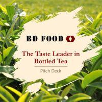 美国瓶装茶项目