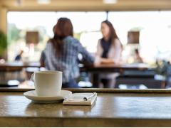 2021创业者新方向交流茶话会邀请书